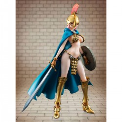 One Piece statuette PVC 1/8 Excellent Model P.O.P. Sailing Again Gladiator Rebecca 22 cm
