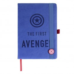 Marvel carnet de notes Premium A5 The First Avenger