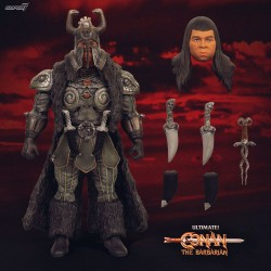 Conan le Barbare figurine Ultimates Thulsa Doom 18 cm