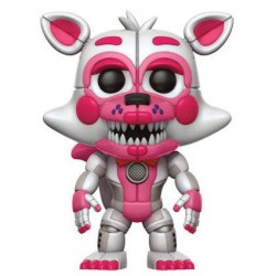 Five Nights at Freddy's Sister Location POP! Games Vinyl Figurine Funtime Foxy 9 cm