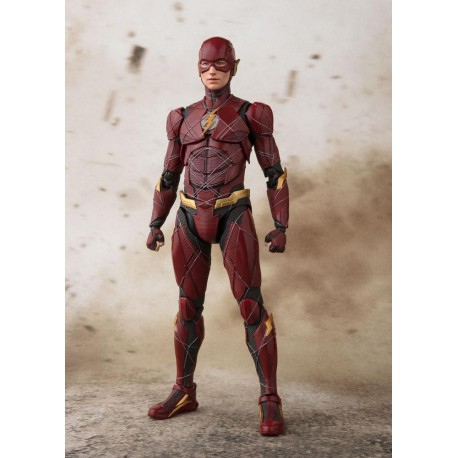 Justice League figurine S.H. Figuarts Flash Tamashii Web Exclusive 15 cm