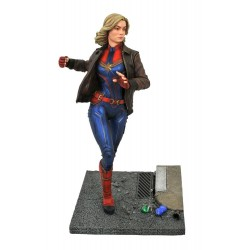 Captain Marvel Marvel Movie Premier Collection statuette Captain Marvel 28 cm