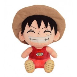 One Piece peluche Luffy 20 cm