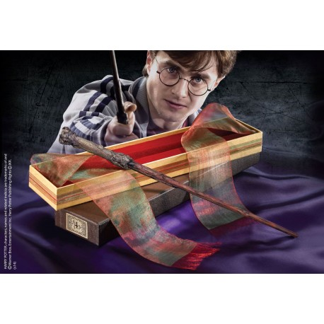Harry Potter réplique baguette de Harry Potter