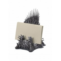 Game of Thrones porte-cartes de visite Le Trône 11 cm