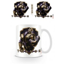 Avengers : Endgame mug Thanos Warrior