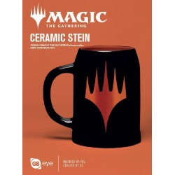 Magic the Gathering chope céramique Planeswalker