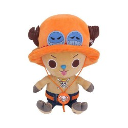 One Piece peluche Chopper x Ace 11 cm