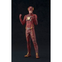 The Flash statuette PVC ARTFX+ 1/10 The Flash heo EU Exclusive 19 cm