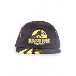 Jurassic Park casquette Snapback Ripped