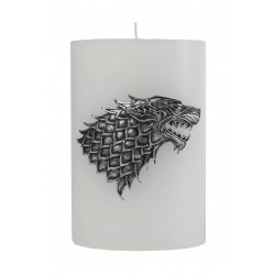 Game of Thrones bougie XL Stark 15 x 10 cm