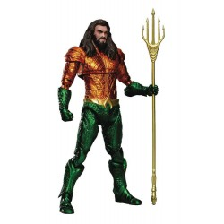 Justice League figurine Dynamic Action Heroes 1/9 Aquaman SDCC 2019 Exclusive 20 cm