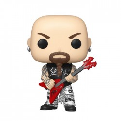 Slayer POP! Rocks Vinyl Figurine Kerry King 9 cm
