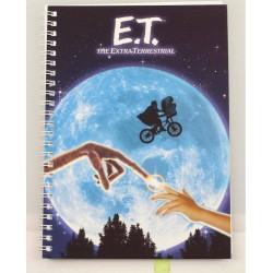 E.T. l´extra-terrestre cahier Movie Poster