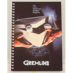 Gremlins cahier Movie Poster