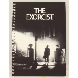 L´Exorciste cahier Movie Poster