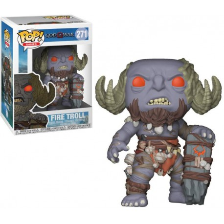 God of War POP! Vinyl figurine Fire Troll 9 cm