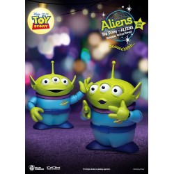 Toy Story pack 2 figurines Dynamic Action Heroes Aliens 12 cm