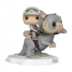 Star Wars POP! Deluxe Movies Vinyl figurine Luke on Taun Taun 9 cm