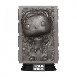 Star Wars POP! Movies Vinyl Figurine Han in Carbonite Empire Strikes Back 40th Anniversary 9 cm