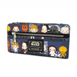 Star Wars by Loungefly Porte-monnaie Chibi Characters