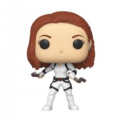 Black Widow POP! Marvel Vinyl figurine Black Widow (White Suit) 9 cm