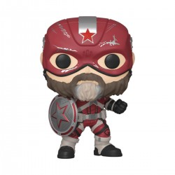 Black Widow POP! Marvel Vinyl figurine Red Guardian 9 cm