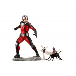 Marvel Comics statuette PVC Avengers Series ARTFX+ 1/10 Astonishing Ant-Man & Wasp 19 cm