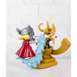 Marvel figurine Thor vs Loki LC Exclusive 8 cm
