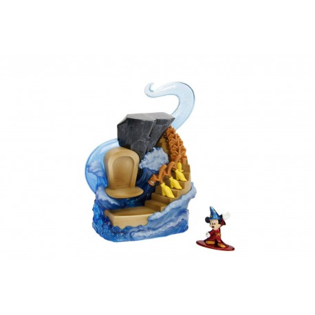 Disney diorama Nano Metalfigs The Sorcerer's Apprentice