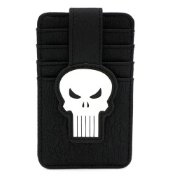 Marvel by Loungefly étui pour carte de transport Punisher Skull