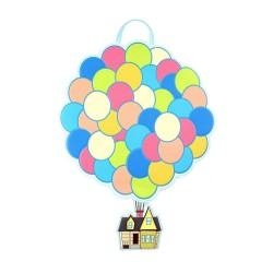 Disney by Loungefly sac à dos Up Balloon House