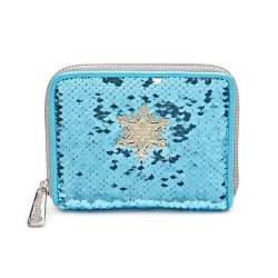 Disney by Loungefly Porte-monnaie Elsa Reversible Sequin