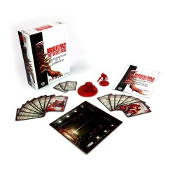 Resident Evil 2 extension jeu de plateau The Board Game Malformations of G *ANGLAIS*