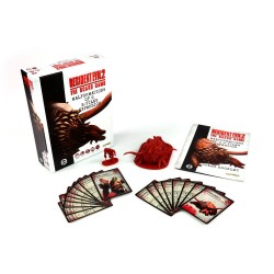 Resident Evil 2 extension jeu de plateau The Board Game Malformations of G: B-Files *ANGLAIS*