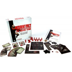 Resident Evil 2 extension jeu de plateau The Board Game The B-Files *ANGLAIS*