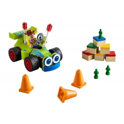 LEGO® Toy Story 4 - Woody et RC