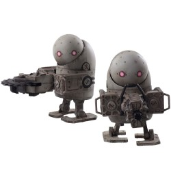 NieR Automata Bring Arts figurines Machine Lifeforms 9 cm