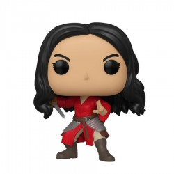 Mulan (2020) POP! Movies Vinyl figurine Warrior Mulan 9 cm