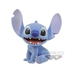 Disney figurine Fluffy Puffy Stitch 9 cm