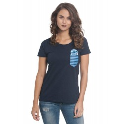 Lilo & Stitch T-Shirt femme Pocket Stitch