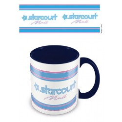 Stranger Things mug Coloured Inner Starcourt Mall