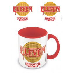 Stranger Things mug Coloured Inner Eleven