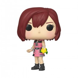 Kingdom Hearts 3 POP! Disney Vinyl figurine Kairi w/Hood 9 cm