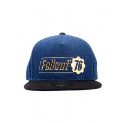 Fallout 76 casquette Snapback Logo Badge
