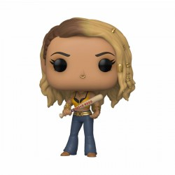 Les Anges de la nuit POP! Heroes Vinyl figurine Black Canary (Boobytrap Battle) 9 cm