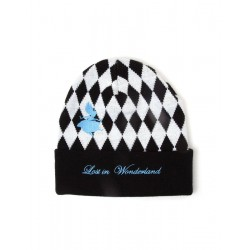 Disney bonnet Alice In Wonderland Checkered