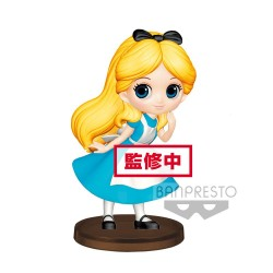Disney figurine Q Posket Mini figurine Alice 7 cm