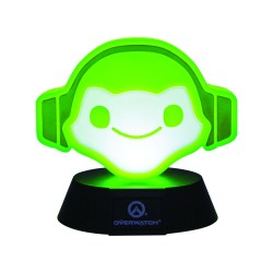 Overwatch veilleuse 3D Icon Lucio 10 cm