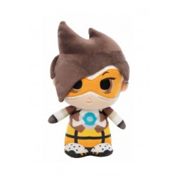Overwatch peluche Super Cute Tracer 18 cm